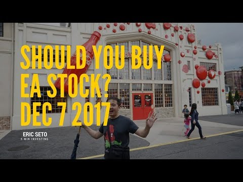 EA Stock: Should you buy or sell Electronic Arts ? Dec 7 2017