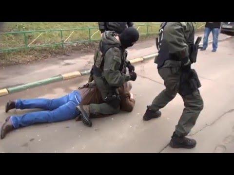 СОБР Булат - задержание убийц