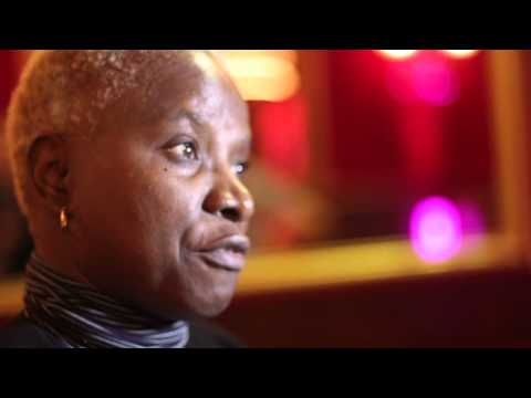 Cesaria Evora ceremony - Paris 2013 - Interview 1