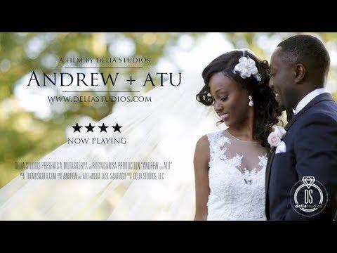 Andrew + Atu :: Wedding Highlights :: Ballroom at Ellis Preserve