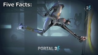 Five Facts - Portal 2 | Rooster Teeth
