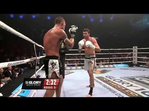 GLORY 10 Los Angeles - Joe Schilling vs. Artem Levin (Full Video)
