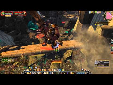 The Mogu Agenda Quest Playthrough - Krasarang Wilds