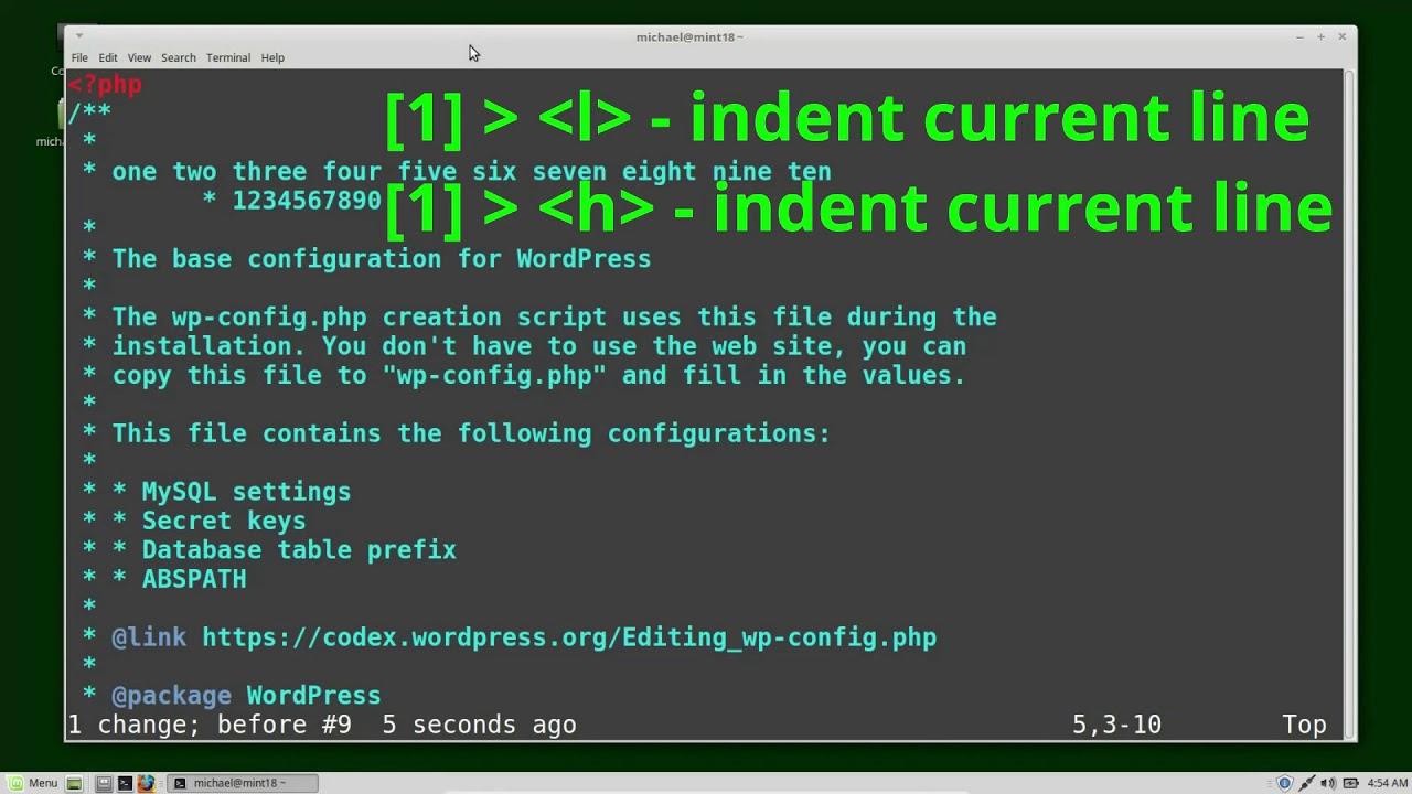 Turn on syntax highlighting for vim on Mac OS   Codexpedia