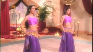 Продвинутый Курс 3 урок  Танец живота