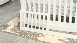 Franklin & Ben Arlington 4 In 1 Convertible Crib Collection
