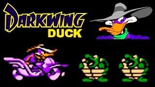 Скачать Darkwing Duck Чёрный Плащ прохождение NES Famicom Dendy