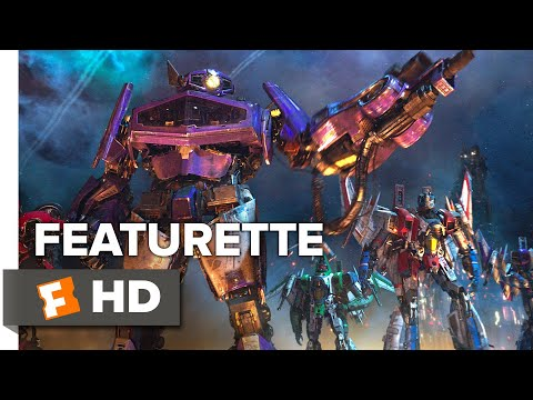 Bumblebee Featurette - G1 Aesthetic (2018) | Movieclips Coming Soon