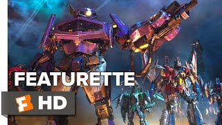 Bumblebee Featurette - G1 Aesthetic (2018)   Movieclips Coming Soon