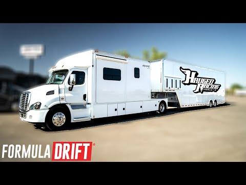 Professional Drift/Race Team Toterhome Rig Tour!