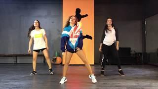 Eva Simons - GUAYA - Zumba choreography