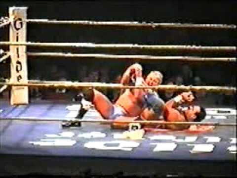 Catchen/Wrestling Tony St. Clair vs Miguel Perez jr. Bremen 15.12.1996 T1