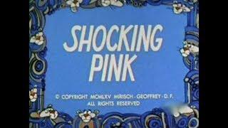 Pink Panther: SHOCKING PINK (TV version, laugh track)