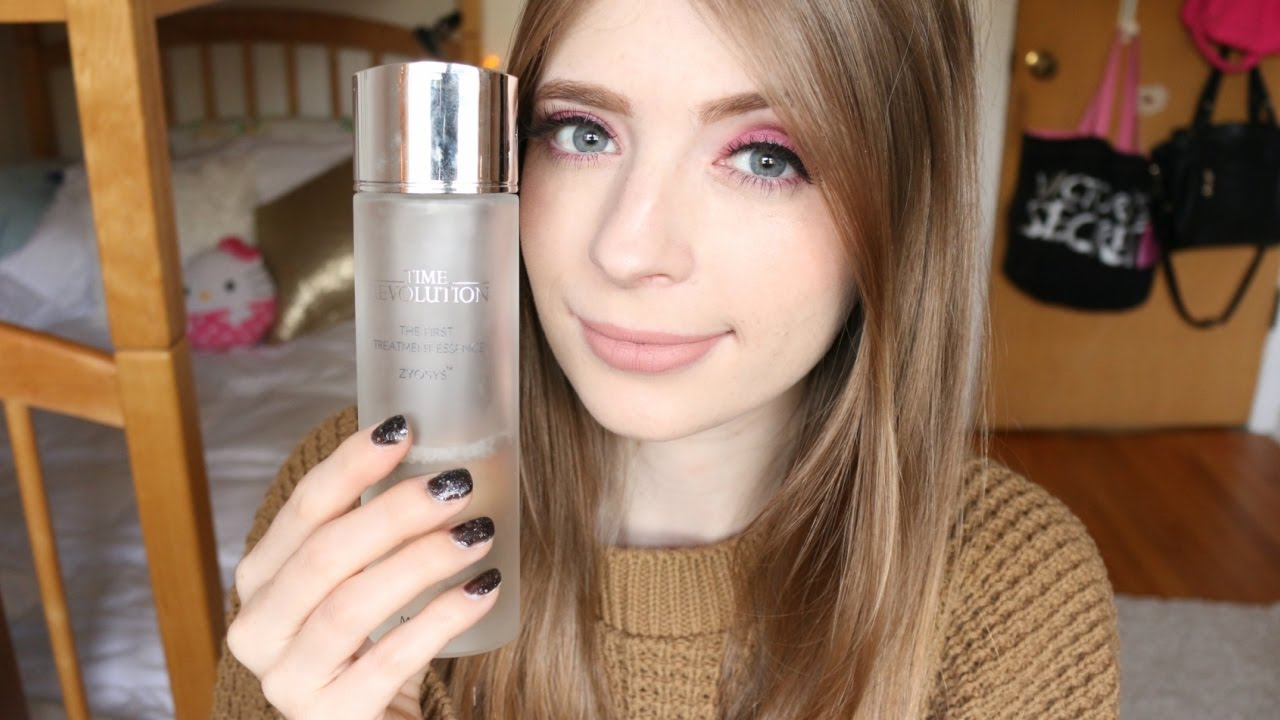 Missha Time Revolution The First Treatment Essence Review Youtube