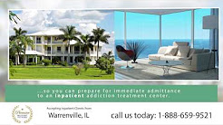 Drug Rehab Warrenville IL - Inpatient Residential Treatment