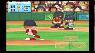 MLB Power Pros (Wii) ALDS Game #1 Mariners @ Red Sox