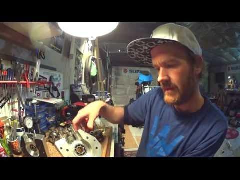 E2 - The Rotary valve Spx Engine Block, Cylinder And Crankshaft. uncut. 2STROKE STUFFING