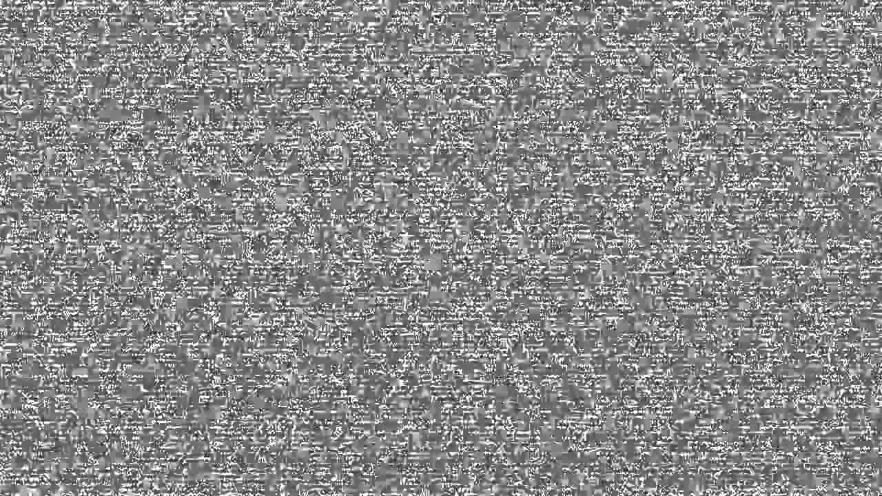 Наложение картинки на телевизоре довольно