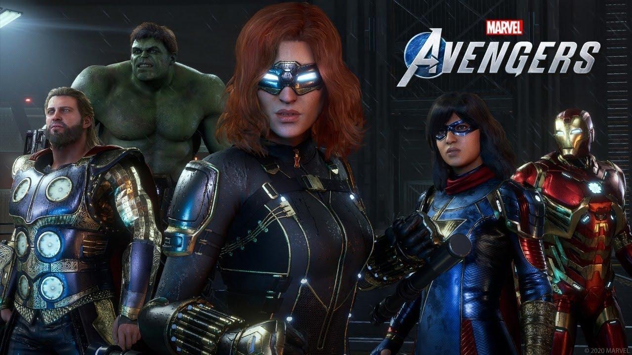 July Marvel's Avengers WAR TABLE