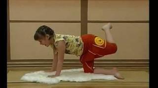 Детская йога(Комплекс развивающих упражнений по йоге для детей., 2011-06-25T10:51:26.000Z)