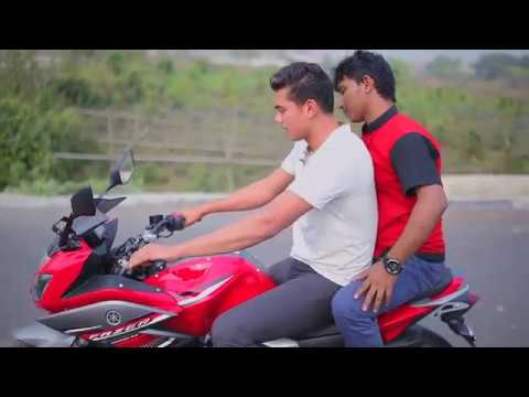 Yamaha Photo Shoot with Taskin Ahmed (Behind The Scenes)