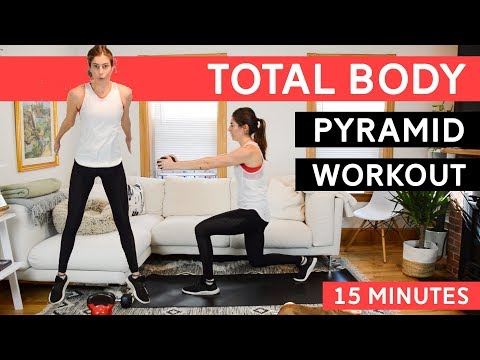 Stacked Pyramid Workout: Total Body