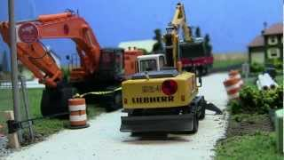 Road Work Dio Stop Motion Part 2