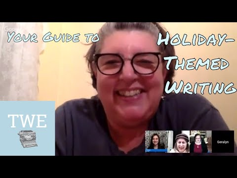 The Writer's Edge: Writing The Holidays