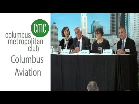 Columbus Metropolitan Club:  Columbus Aviation - Rich History, New Horizons