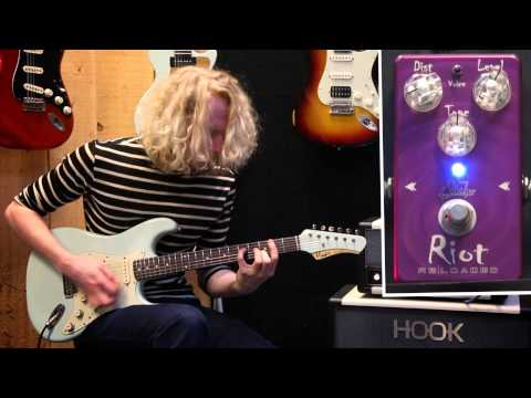 Suhr Riot Reloaded | Haar guitars Demo