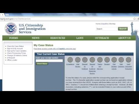 How To Check Immigration Case Status Online