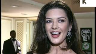 1990s catherine zeta jones interview at baftas