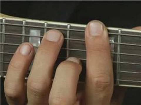 Root Position Of Db Major Guitar Chord On All Strings Guitar Chord
