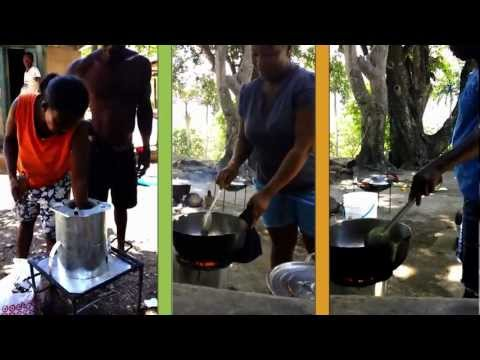 Haiti Clean Stove Project : Human Centered. Sustainable. Viable.