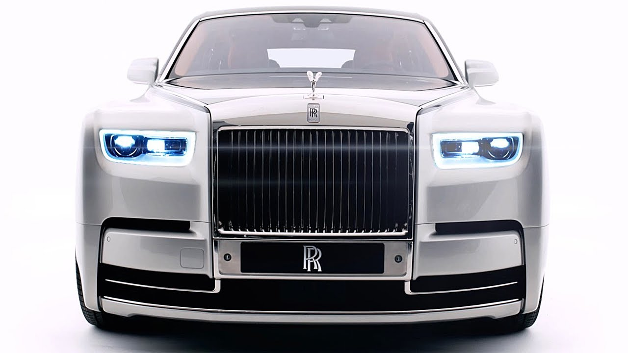 Rolls-Royce Phantom (2018) The Best Car in the World - YouTube