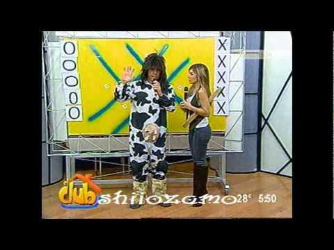 el club televisa mty-tartan y su disfraz de vaca