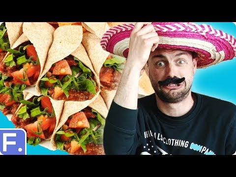 Irish People Try Mexican Food