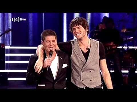 Simon Keizer & Pearl Jozefzoon HD - The Climb - The Voice Of Holland 12-11-10