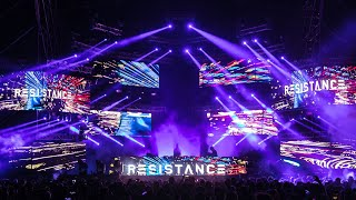 View the Lineup for RESISTANCE Santiago