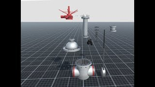 PraxisVR - обучение сборке оборудования в виртуальной реальности