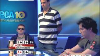 Европейский Покерный Тур 9. PCA. Главное событие. Эпизод 6/9