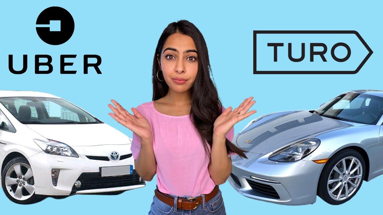 UBER vs. TURO: Will Uber Car Rentals CRUSH Turo?