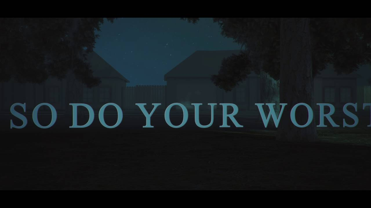 Famous Last Words - The Judged (Official Lyric Video)