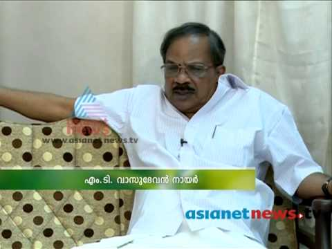 M. T. Vasudevan Nair and Hariharan interview  : Onam special programme  Part 2