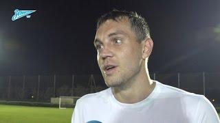 Артем Дзюба: «Даже в тренировочных матчах нужно побеждать»