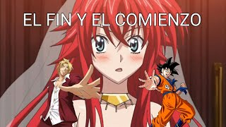 QHPS SI GOKU CAÍA EN HIGH SCHOOL DXD 6 FINAL DE TEMPORADA