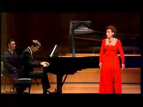 Waltraud Meier 14/24 Der Wanderer, D 489 - Franz Schubert