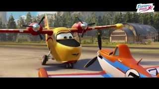 Самолеты: Огонь и вода - Русский трейлер (HD)