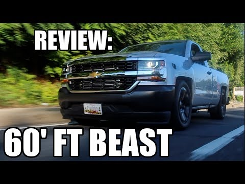 2017 Twin Turbo Silverado Review/Launches (60 FT BEAST)!!!
