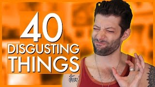 40 Things More Disgusting Than Gay Marriage (That Are Legal)